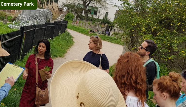 Guided Walk: Tower Hamlets Cemetery Park
