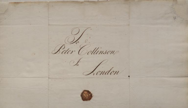 Linnean Lens: Peter Collinson's Commonplace Books