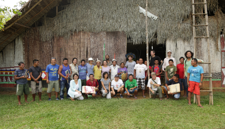 Richard Spruce on the Rio Negro: Reanimating Biocultural Collections
