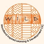 Woodland Inspired Learning and Development (W.I.L.D) CIC logo