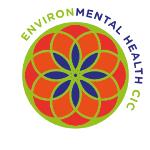 EnvironMentalHealth CIC logo