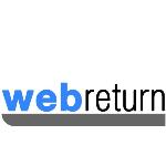 Webreturn logo