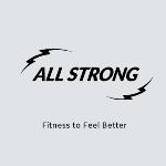 All Strong Scotland CIC logo