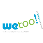 We Too! logo