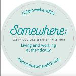 Somewhere logo