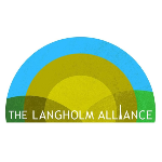 The Langholm Alliance logo